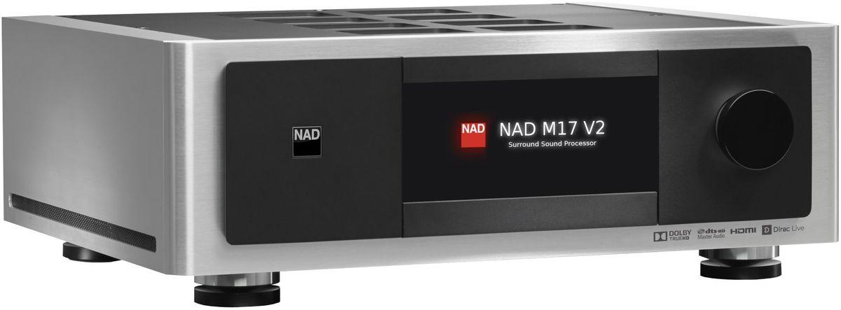 Pré-ampli home-cinéma NAD M17 V2