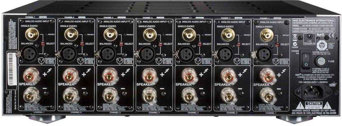 Ampli de puissance NAD M27
