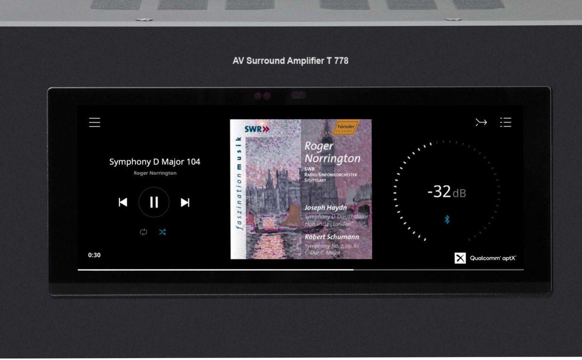 Ampli home-cinéma NAD T778