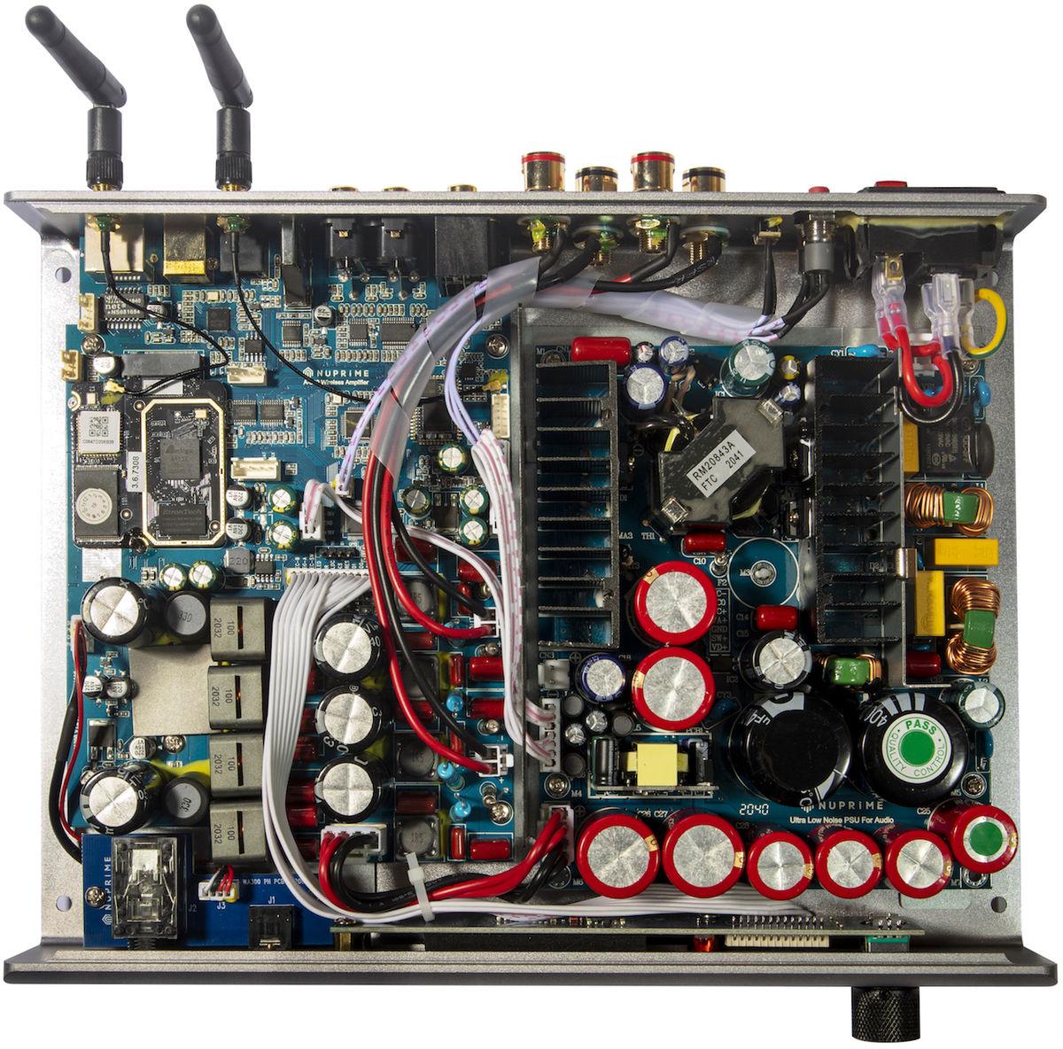 Ampli Nuprime Omnia A300