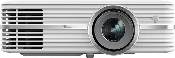 Vue de face du vidéoprojecteur UHD 4K Optoma UHD380X