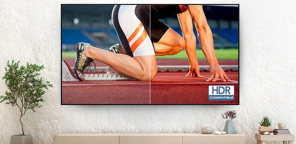 Optoma UHD42 : compatible HDR
