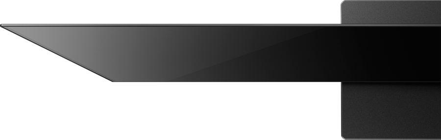 Finesse TV OLED : vue de dessus