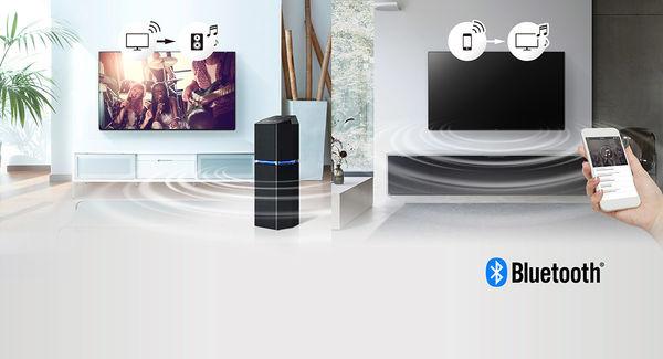 Panasonic TX-58GX820 : Bluetooth bi-directionnel