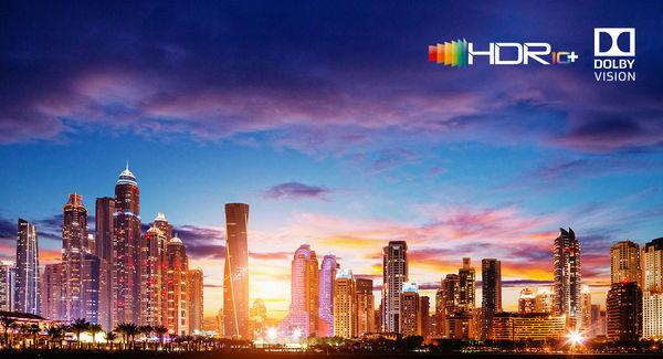 Panasonic TX-58GX820 : HDR10+/Dolby Vision
