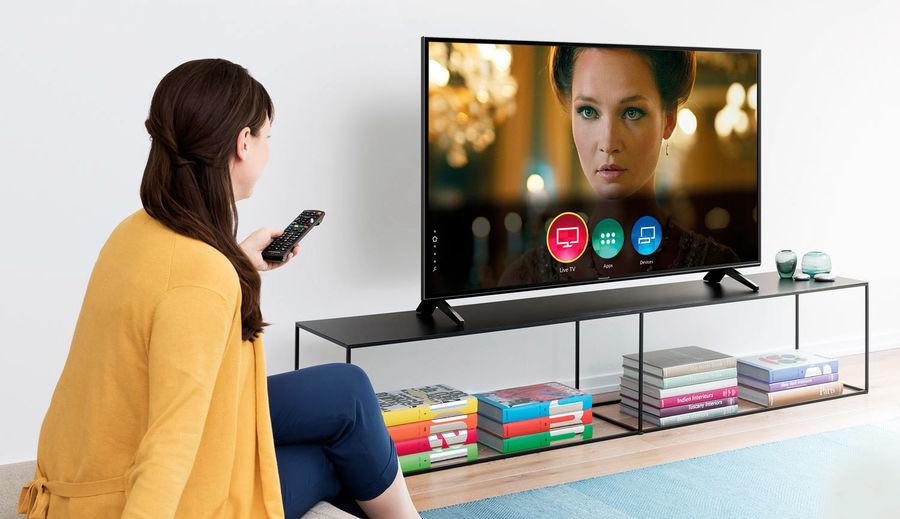 TV connectée Panasonic : interface My Home Screen 3.0
