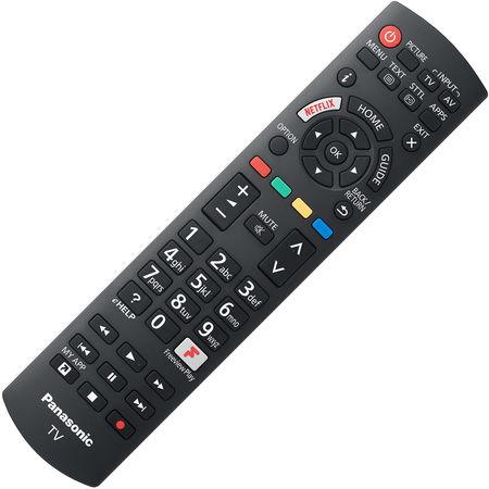 TV Connectées Panasonic : télécommande