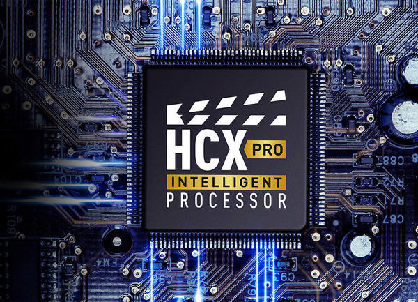 Panasonic TX-65HZ1000E : HCX Pro Intelligent Processor