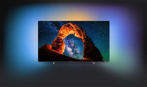 TV OLED Philips 55OLED803