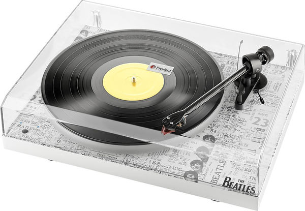 Pro-Ject Debut Carbon E SD 2M-Red The Beatles 1964