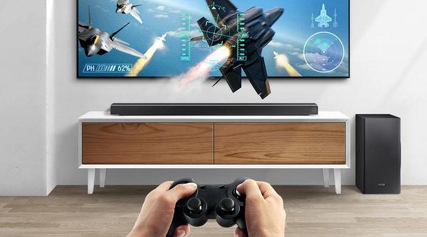 Samsung HW-Q70R  : mode jeux