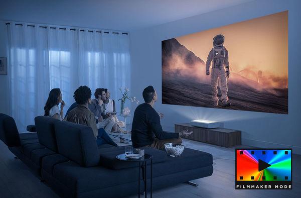 Samsung The Premiere LSP9T : Filmmaker Mode