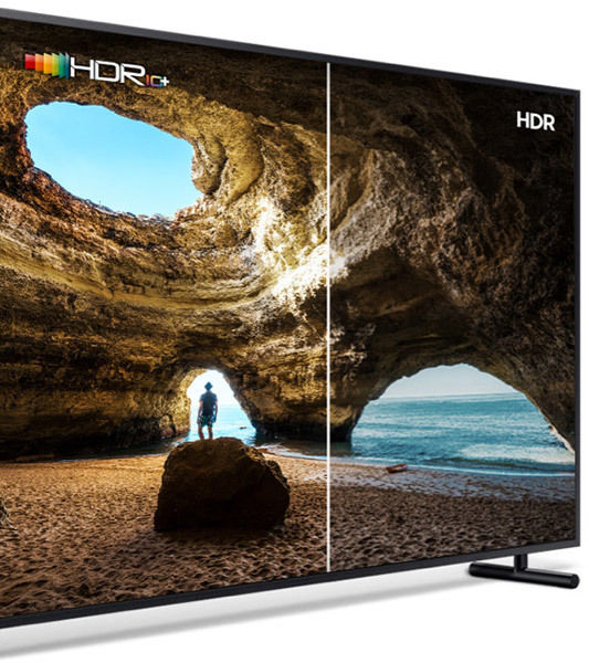 "Samsung The Frame QLED 55"" : HDR10+"