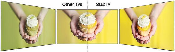 Samsung QLED QE55Q8F