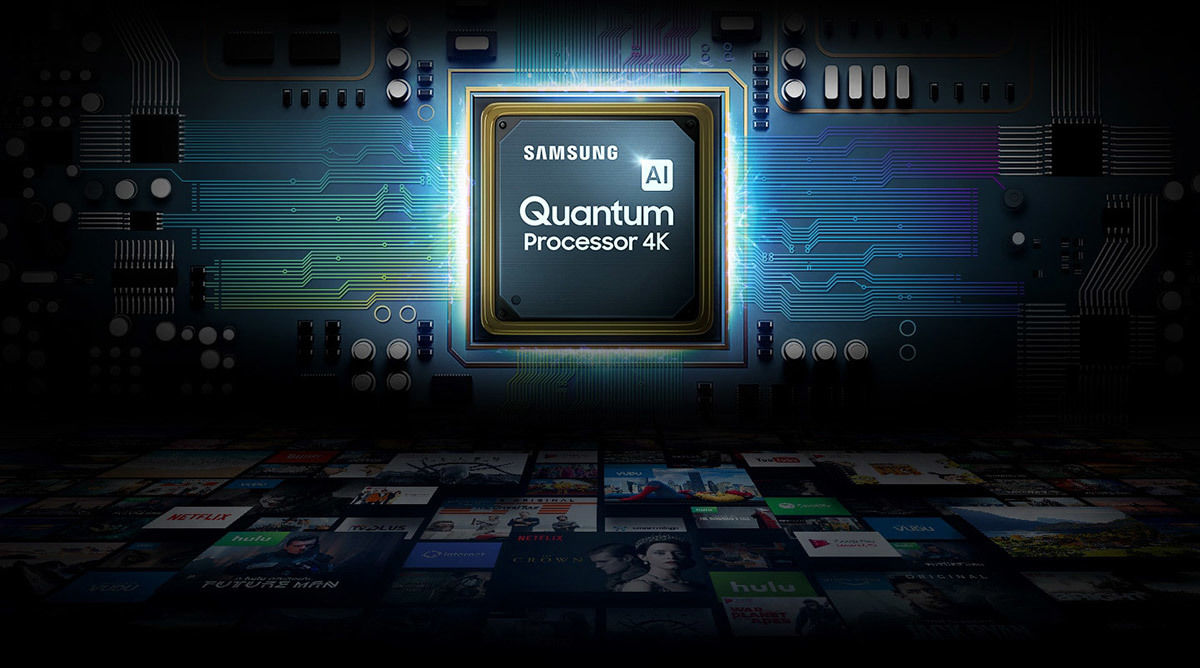 Samsung QE65Q85R : Quantum Processor 4K
