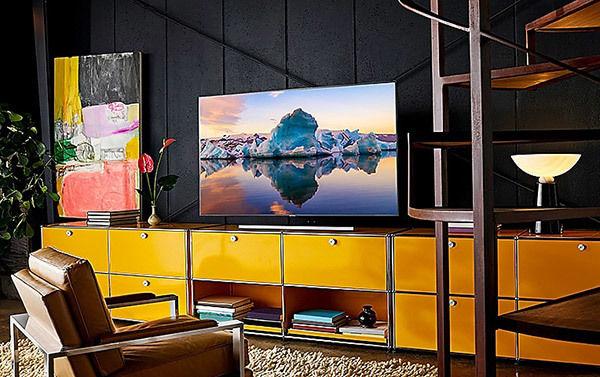 Samsung QE75Q85R : TV LCD QLED