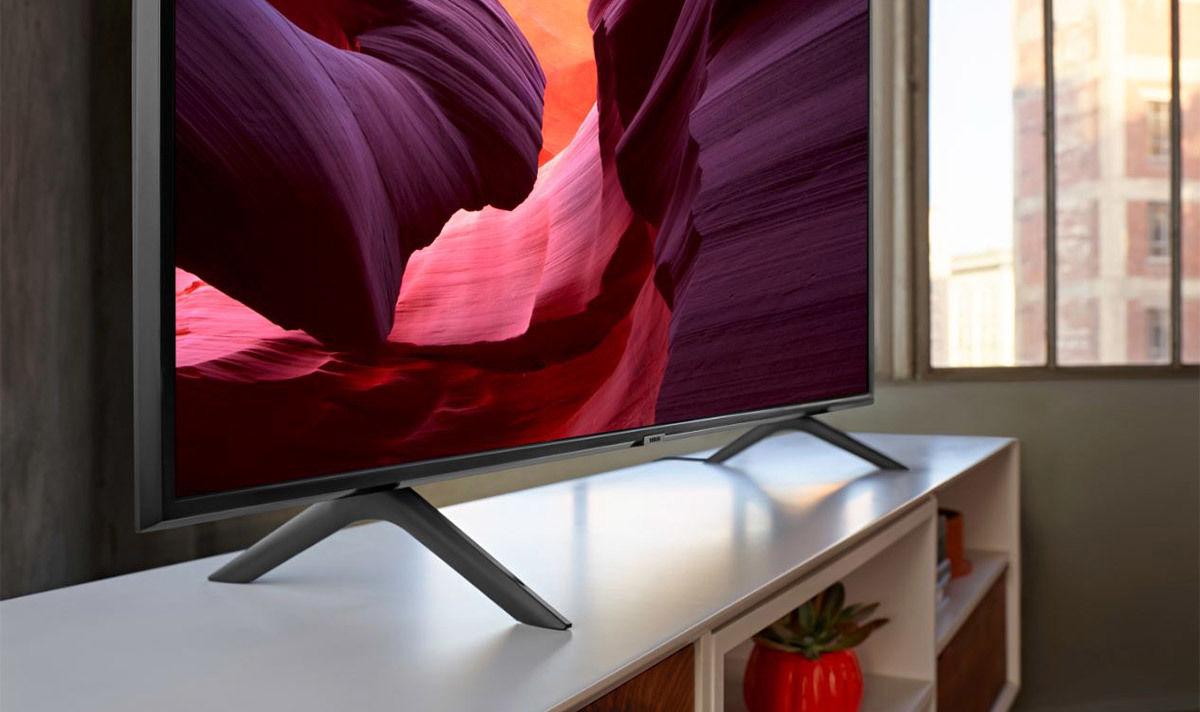 Samsung QE82Q60R : TV LCD QLED