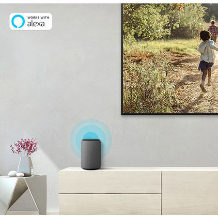 Samsung UE75RU7175 : Amazon Alexa