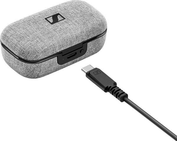 Sennheiser Momentum True Wireless : boîtier de charge