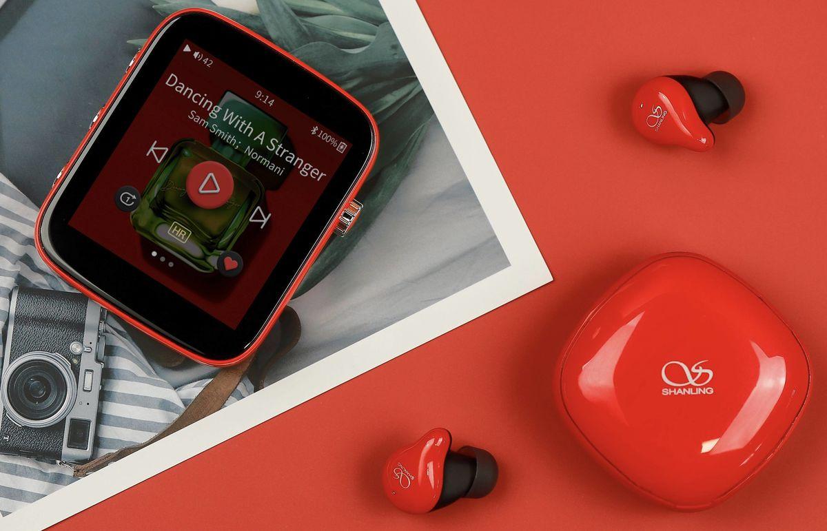 Baladeur audiophile Shanling Q1 : Bluetooth aptX HD et LDAC
