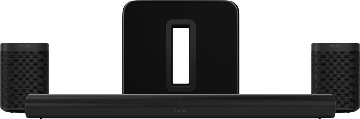 Système home-cinéma sans fil Sonos ARC 5.1.