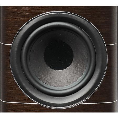 L'enceinte Sonus Faber Olympica Nova III adopte deux haut-parleurs de grave de 18 cm de diamètre de conception exclusive