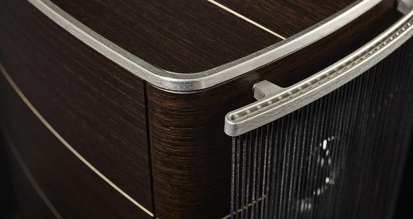 L'enceinte Sonus Faber Olympica Nova II conjugue une esthétique soignée avec des qualités acoustiques exceptionnelles.