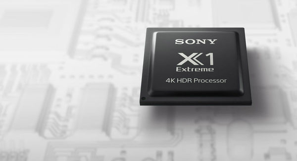 Sony KD-65AG8 : processeur Sony X1 Extreme 4K HDR