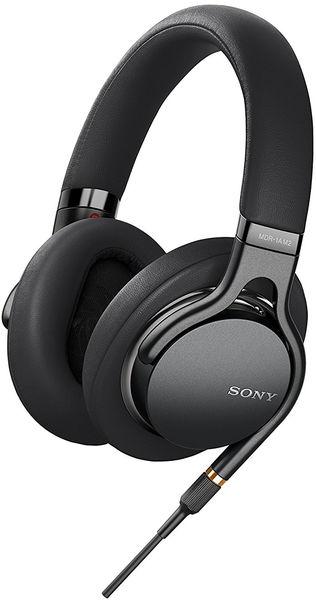 Sony Mdr 1am2 Noir Casques Hi Fi Sur Son Vidéocom