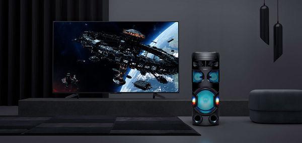 Sony MHC-V72D : Dolby Digital, HDMI ARC