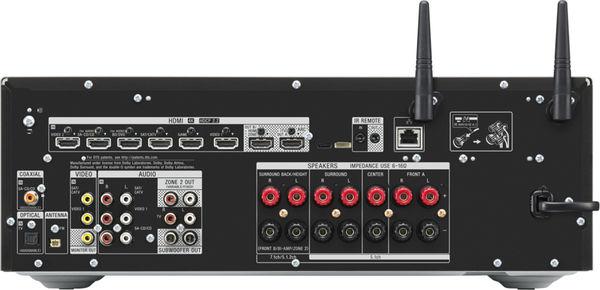 Connectique arrière Sony STR-DN1070