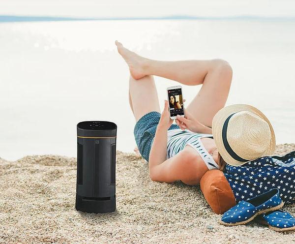 Enceinte Bluetooth portable Soundcast VG10