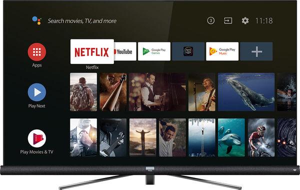 TCL 55DC760 : Android TV avec Google Assistant