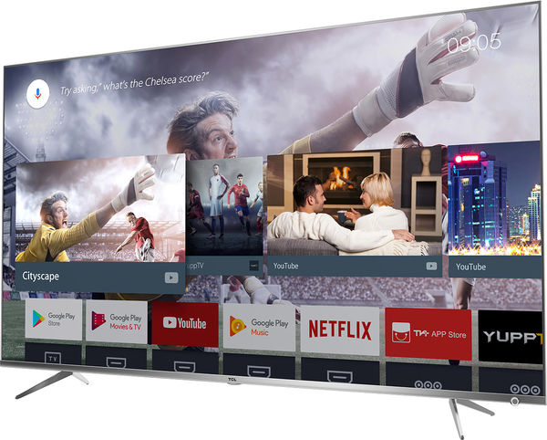 TCL 55DP660 : Android TV