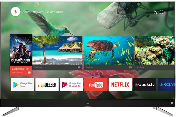 TCL U75C7006 : Android TV avec Google Assistant