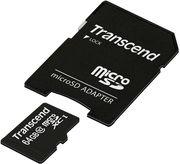 Transcend MicroSDXC Class 10 - 64 Go