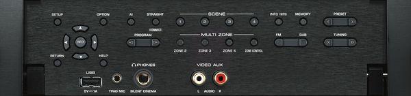 Yamaha MusicCast CX-A5200