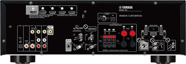Yamaha HTR-3071