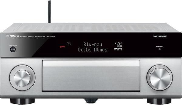 Amplis home-cinéma Yamaha RX-A1060.
