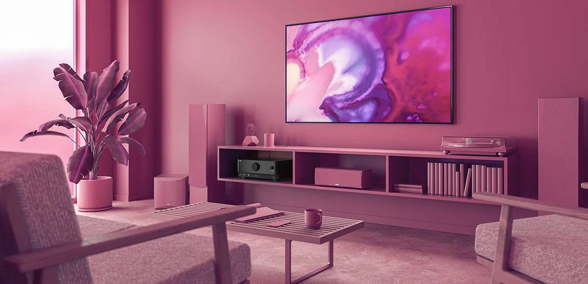 Ampli home-cinéma Yamaha RX-A2A