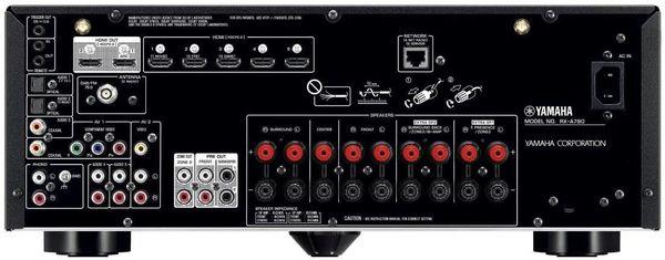 Yamaha MusicCast RX-A780 Noir
