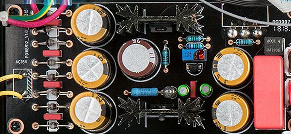 Zappiti Pro 4K HDR : composants