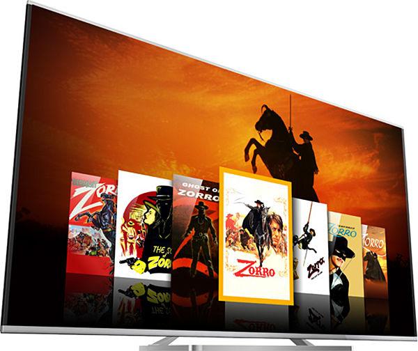 Zappiti Pro 4K HDR : films groupés par saga