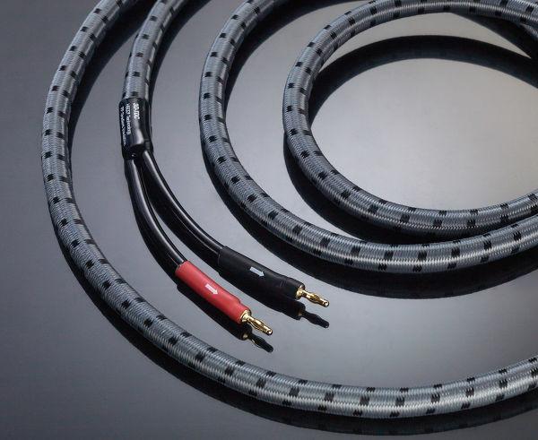 Câble d'enceintes prémonté Real Cable3D-TDC.