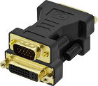 SVD Pro HD15 mâle / DVI-I femelle