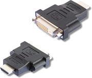 HDMI mâle / DVI-D femelle