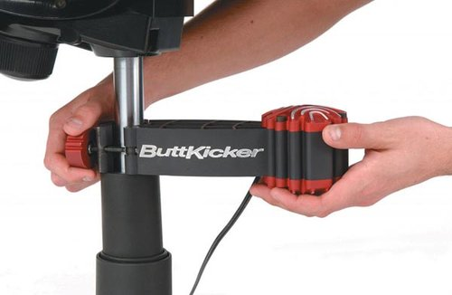 Vibreur home-cinéma Buttkicker Gamer 2