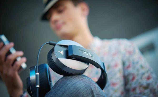 Le casque hi-fi Focal Listen.