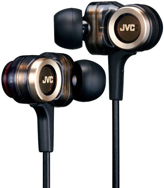 Jvc Ha Fxz200 E écouteurs Intra Auriculaires Sur Son Vidéocom