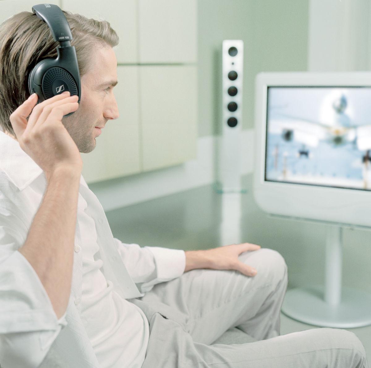 Casques Tv Pour La Télévision Sans Fil Et Filaire